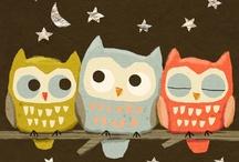 Uiltjes / Owls