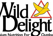 Wild Delight / Wild Delight® produces more of what birds crave! All Wild Delight® products contain only the finest ingredients and the best flavors and nutrition you can feed your outdoor pets.