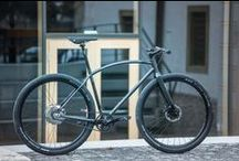 Custom bikes / Custom steel bikes and bicycle frames.