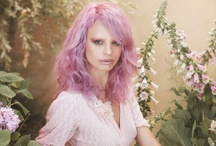 Spring/Summer / check out aveda's past and present looks for spring/summer