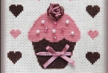 ~Needlework (Cross-Stitch)~ / by Donna Schwartz