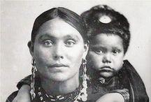 Native Am Ojibwa / by Bruce Whitney