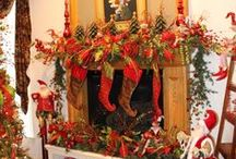 Christmas Decorating ideas / by Verna Foster