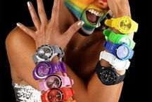 Ice-Watch / Colorful and cheeky, stylish and brave. The brand Ice-Watch was originally created in Belgium in 2010 and now is located in France.