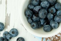 Crazy for blueberries