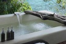 Beauitful and relaxing baths !