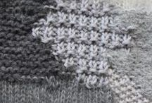 KNITTING / Knitting ideas, tips, patterns