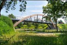 Bridges & Infrastructure / bridges and infrastructure by architecture and design office Arc2 architecten