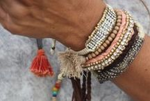MACRAME - WEAVING - BRAIDING / Bracelets, woven rugs, baskets and knots knots knots...