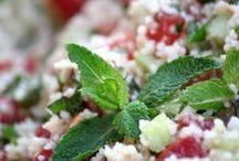 Entrées - Salades - Soupes - Terrines.... / tout en fraicheur