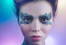 Festival Face / Beauty Festival face accessories available at www.wearekingsuk.com