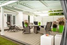 Terrasse / Galerie,patio et terrasse.