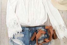 Fashion & Style / Fashion Inspiration, Bikini Trends, Cute Outfit Ideas, Jeans Inspiration