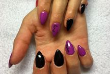 By Mina nails / Nails with love
