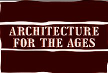 Architecture for the Ages / We love architecture at Layer Cake, and this is some of the best we've seen.