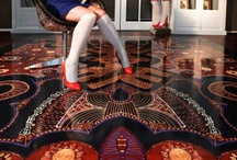 Designerskie podłogi / Floor design