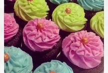 Insta-grahams / Instagram photos from the Magical Cupcake Kitchen. Follow us on Instagram (OhMyCupcakes).