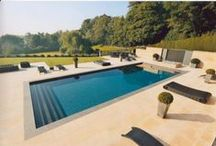 Outdoor Pools / Summertime and the livin' is easy with a Tanby Pool