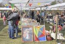 Kunstmarkt 2013 / Op 7 april 2013 organiseerden wij wederom onze Kunstmarkt. Het aanbod was nog nooit zo hoog. Met 1173 bezoekers een groot succces!