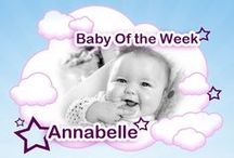 Baby of the Week Pictures / Take a look at all our wonderful Baby of the Week pictures which you will see on our Facebook!