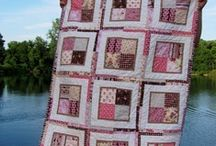 QUILTS/ AFGANS/ LINENS/ DOILIES / by Barbara Yahnke