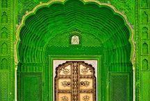 Doors, Gateways, Portals, Windows. / by Trudie Webster