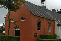 """200 jaar Domineespad. Inrichten - opening op 20 juli 2013. / Deze leuke TT vertelt  de geschiedenis van de Protestantse kerk in Eersel en Hoogeloon. Deze wordt geschetst aan de hand van de thema's: """"in de kerk"""", """"rond de kerk"""" en """"thuis"""". Het Domineespad markeert het begin van de tentoonstelling.  De tentoonstelling vertelt het verhaal van het leven, werken en kerken van de protestantse gemeenschap over 200 jaar in de Kempen."""