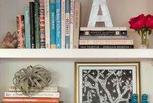 INTERIOR / shelves