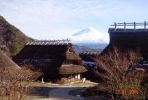 My Travels - Japan / We endeavour to visit Japan once a year. We find that direct exposure to traditional Japanese handicrafts feeds our creativity.
