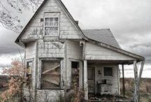 derelict & decay / by andrea woods
