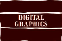 D!G!TAL Graphics / Make no mistake- these designs are ALIVE!