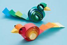 Origami - création papier / Origami tutorial  Deco papier