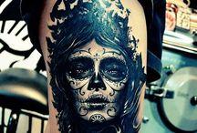 Tattoo / Tattoo Tatouage Art sur le corps