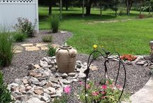 Landscaping / Adding landscaping to your home can be as simple or detailed as you want it to be