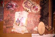 My Work - TMUniek Crafts / Handmade ..  Pottery, mosaic inserts, cards and more.