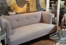 Sofas at The Owl