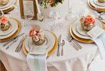 Terülj, terülj asztalkám - Esküvői asztaldekorációk / Ültetőkártya / menűkártya / asztalszám... legyen kicsit egyedi, kicsit csillogó..