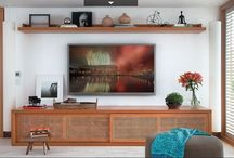 Tv Room   Home Theater / by Victória Fadul