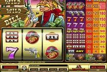 Casino Games UIs / Casino games developed by THE&Creattium