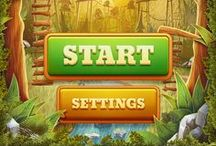 Games Screens