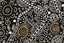 Aboriginal Fabric Designs