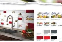 Cihličky s 3D zobrazením. 7,5*15 / Nyní velmi vyhledávané mezi kuchyňskou linku,ale také do koupelen pro příjemný formát a lesk. S vloženým dekorem vypadá tato série nadmíru vkusně. Koukněte se do galerie. Příjemné procházení. :-)