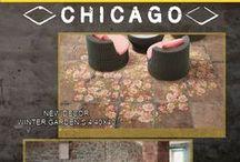 CIR - CHICAGO / Luxusní imitace cihly - dlažby Chicago ve čtverci i šestihranu  Jednou z nejzajímavějších nových sérií v cihlovém designu je série Chicago. Kromě propracovaného designu nabízí i netradiční formáty (10*20, 20*20, 20*40) a hlavně šestihran!  V sérii jsou čtyři barvy - Old Chicago, South Side, Wrigley a State street.