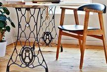 Van egy kis szék, három lábú - hintaszék, karfásszék / Van egy kis szék, három lábú. Három lába három bábú. Egyik Billeg, másik Ballag, Harmadik meg Billeg-Ballag. Kányádi Sándor: Három székláb