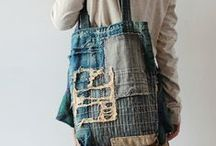 Japanese Inspired Bags and Totes