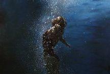 Underwater Paintings by Eric Zener ᴷᴬ