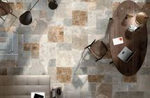 Nádherné kamenné vzory. Série Pantheon, Morfos, Peninsula, Darwin / Série keramičky Century