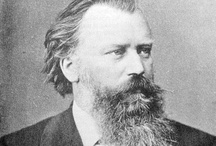 Johannes Brahms / Images of and relevant to Johannes Brahms