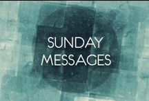 Sunday Messages / by FirstBaptistColumbia