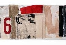Kunst collage - MixedMedia / by Helderrood   Dick Lubbersen